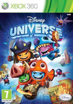 Jaquette de Disney Universe Xbox 360