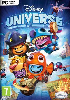 Jaquette de Disney Universe PC