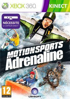 Jaquette de MotionSports Adrenaline Xbox 360