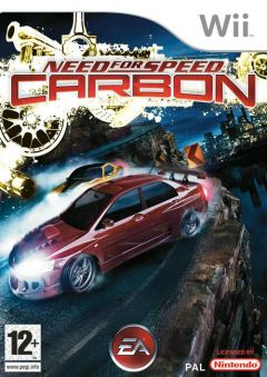 Jaquette de Need for Speed Carbon Wii