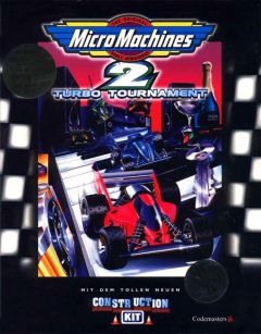 Jaquette de Micro Machines 2 Turbo Tournament PC