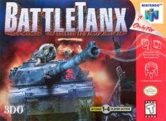 Jaquette de BattleTanx Nintendo 64