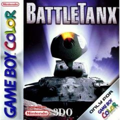 Jaquette de BattleTanx Game Boy Color