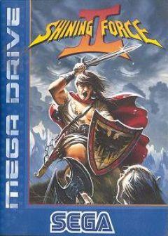 Jaquette de Shining Force II Mega Drive