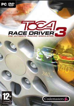Jaquette de TOCA Race Driver 3 PC
