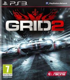 Jaquette de GRID 2 PlayStation 3