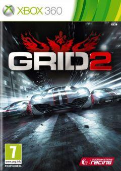 Jaquette de GRID 2 Xbox 360