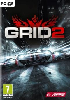 Jaquette de GRID 2 PC