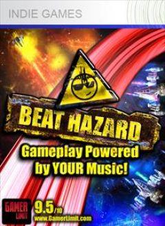 Jaquette de Beat Hazard Xbox 360