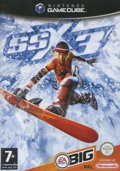 Jaquette de SSX 3 GameCube