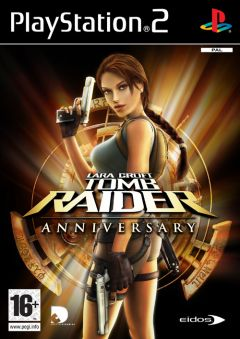 Tomb Raider Anniversary (PlayStation 2)