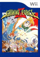 Jaquette de Shining Force II Wii