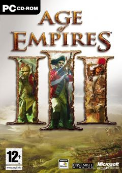 Jaquette de Age of Empires III PC
