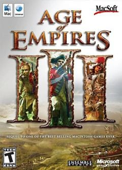 Jaquette de Age of Empires III Mac