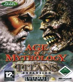 Jaquette de Age of Mythology : The Titans PC