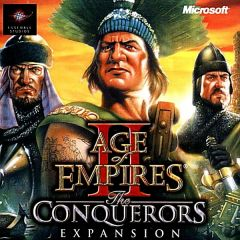 Jaquette de Age of Empires II : The Conquerors Expansion PC