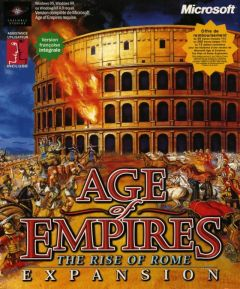 Age of Empires : The Rise of Rome Expansion (PC)
