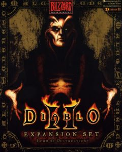 Jaquette de Diablo II : Lord of Destruction PC