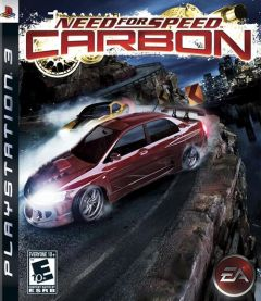Jaquette de Need for Speed Carbon PlayStation 3