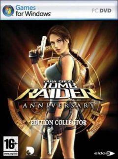 Jaquette de Tomb Raider Anniversary PC