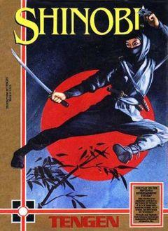 Jaquette de Shinobi Classic NES