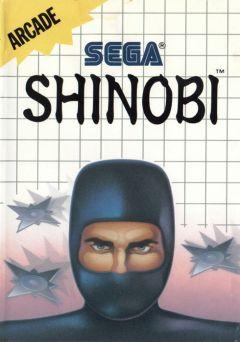 Jaquette de Shinobi Classic Master System