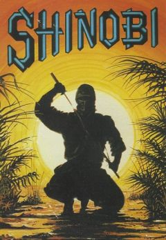 Jaquette de Shinobi Classic Amiga