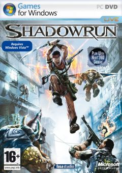 Jaquette de Shadowrun PC