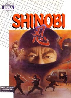 Jaquette de Shinobi Classic PC