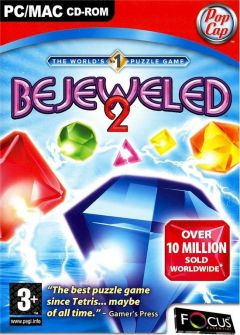 Jaquette de Bejeweled 2 PC