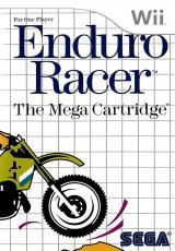 Jaquette de Enduro Racer Wii