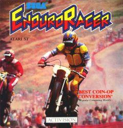 Jaquette de Enduro Racer Atari ST