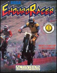 Jaquette de Enduro Racer Commodore 64