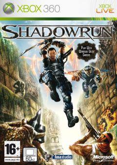 Jaquette de Shadowrun Xbox 360