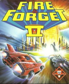 Jaquette de Fire and Forget II PC