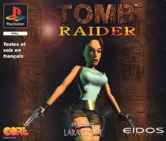 Jaquette de Tomb Raider (original) PlayStation