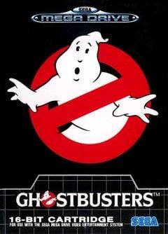 Jaquette de Ghostbusters Megadrive
