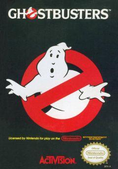 Jaquette de Ghostbusters NES