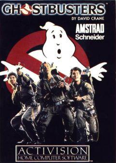 Jaquette de Ghostbusters Amstrad CPC