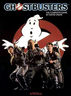 Jaquette de Ghostbusters Commodore 64