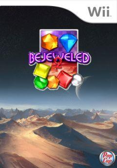 Jaquette de Bejeweled 2 Wii