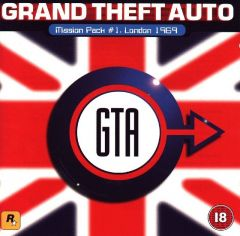 Jaquette de Grand Theft Auto : London 1969 PC