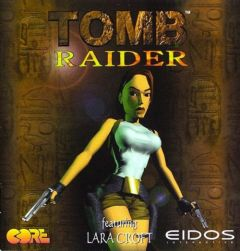 Jaquette de Tomb Raider (original) PC