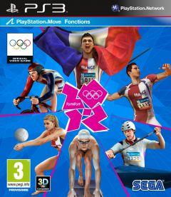 Jaquette de Londres 2012 : Le Jeu Vidéo Officiel des Jeux Olympiques PlayStation 3