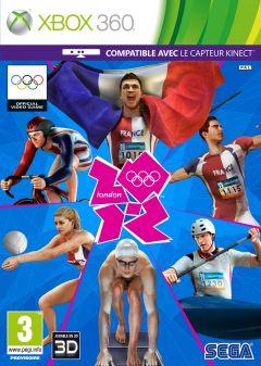 Jaquette de Londres 2012 : Le Jeu Vidéo Officiel des Jeux Olympiques Xbox 360