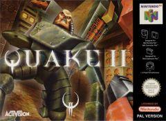 Jaquette de Quake II Nintendo 64