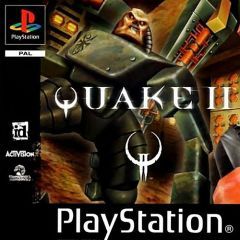 Jaquette de Quake II PlayStation