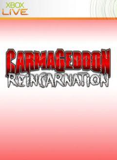 Jaquette de Carmageddon : Reincarnation Xbox 360