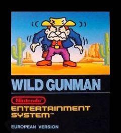 Jaquette de Wild Gunman NES