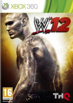 Jaquette de WWE 12 Xbox 360